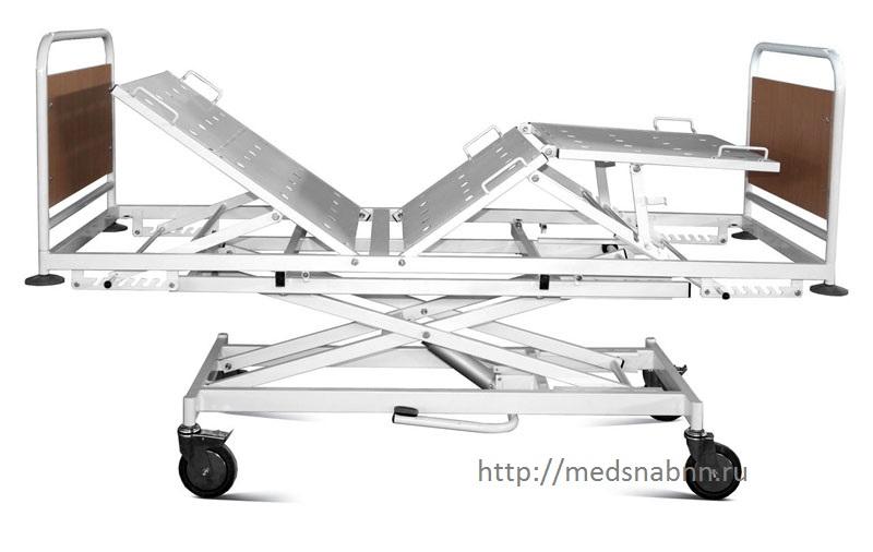 Кровать функциональная с гидроподъемом Н182-10