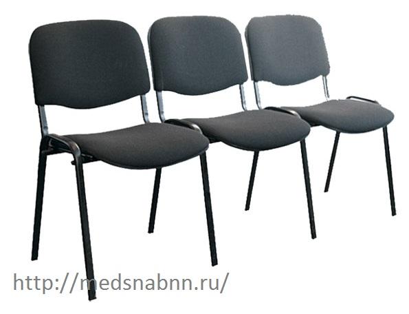 Секция стульев тройная ИЗО