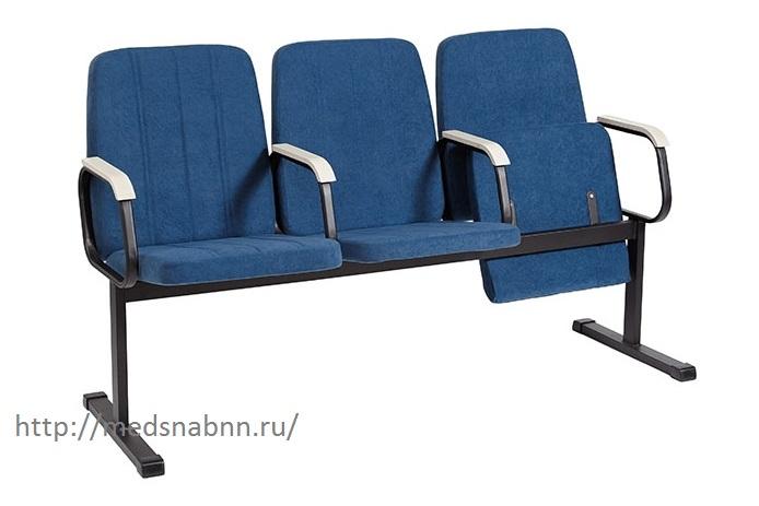 Секция стульев для конференц-зала КС-К06