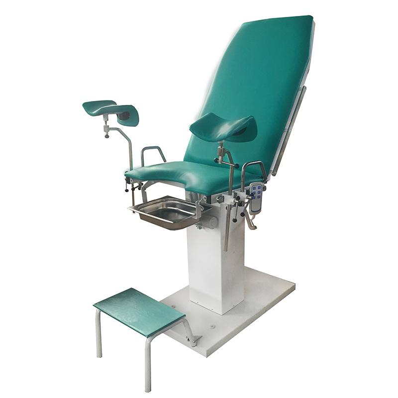 Кресло гинекологическое КГ-1 c электроприводами для родовспоможения