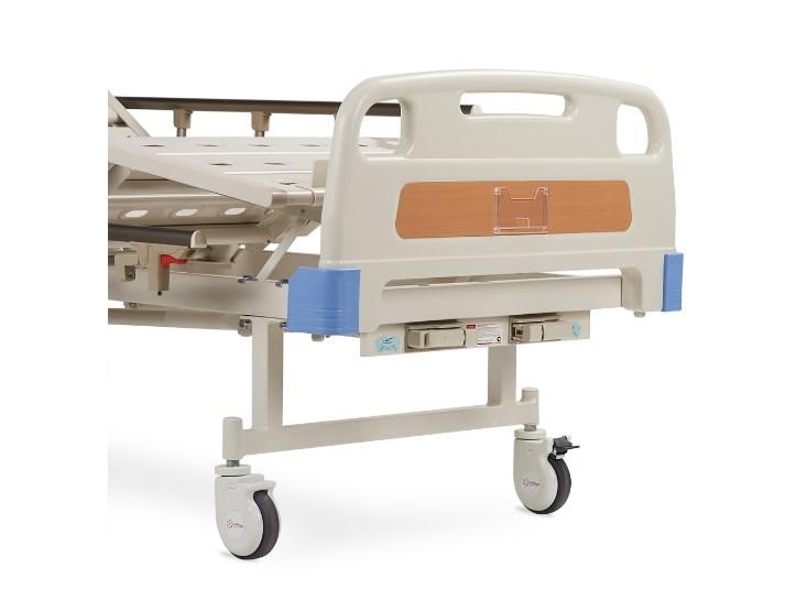 Кровать медицинская функциональная A3031W механическая