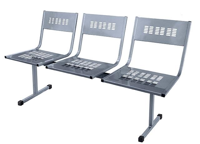Многоместный стул в антивандальном исполнении СС-115-С