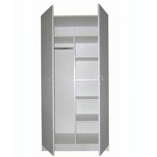 Шкаф для одежды больничный ШО-2