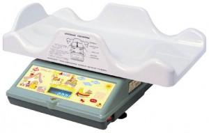 Весы для взвешивания новорожденных ММ-01.15