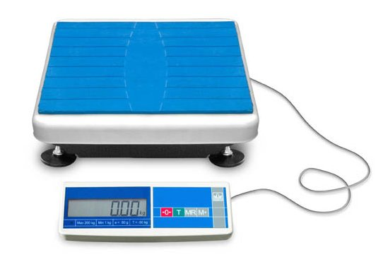 Весы электронные напольные ММ-150-А1