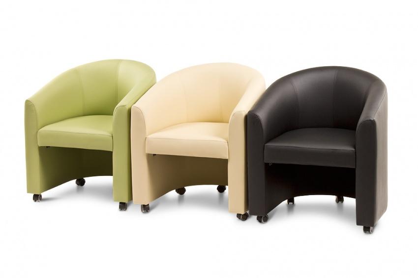 Кресло мягкое для кабинета врача