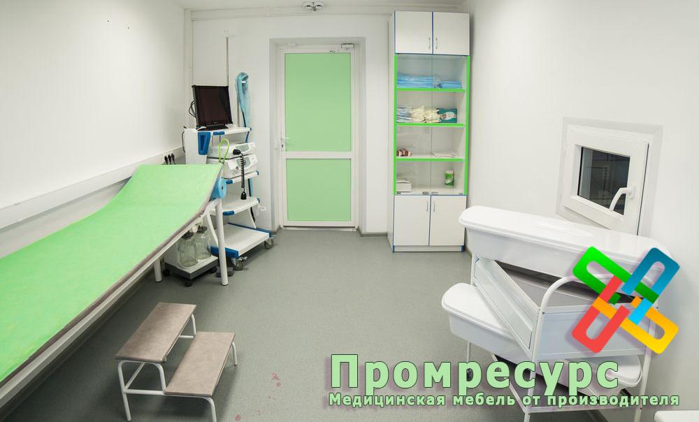 Комплексное оснащение кабинета врача-детского кардиолога
