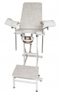 Кресло гинекологическое стационарное Д-КГс-02