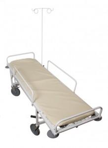 Тележка для перевозки больных Д-ТПБР с гидроприводом