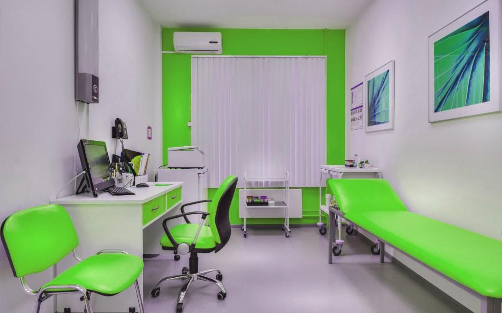 кабинет терапевта