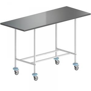 Тележка-стол внутрикорпусная с увеличенной столешницей ТБ-01-4