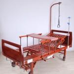 Кровать механическая ММ-036Н с боковым переворачиванием и кардиокреслом