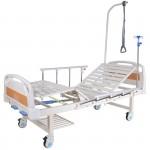 Кровать 3х секционная ММ-20Н с винтовым механизмом