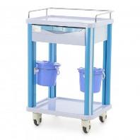 minTelezhka dlja procedurnoj sestry MM-ST-005 plastik AVS peredvizhnaja