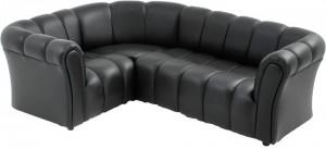 Угловой офисный диван F-Модуль